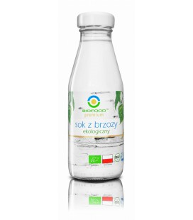 Sok z brzozy BIO, 200 ml, Bio Food