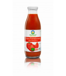 Pulpa pomidorowa BIO, 500 ml, Bio Food
