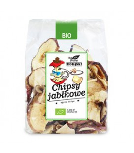 Chipsy Jabłkowe, BIO, 100 g, Bio Planet