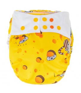 Otulacz XL (9-19 kg), CHEESE, MOMMY MOUSE
