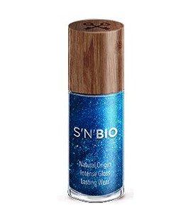 Lakier do paznokci S'N'BIO El Dorado Collection: SAPPHIRE